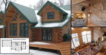 cool cabin plans beautiful log cabin for 56 000 home design garden architecture magazine