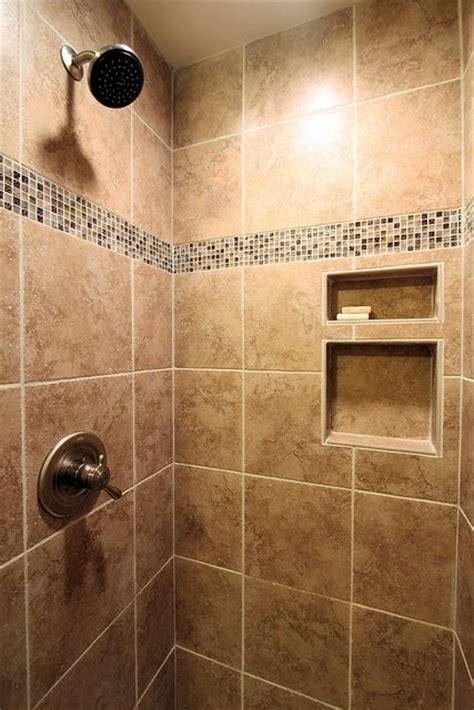 ceramic bathroom tile ideas ceramic tile shower after by m ransone builder