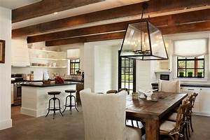 Terrific-Farmhouse-Dining-Table-Decorating-Ideas-Images-in
