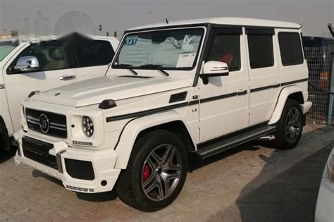 View photos, features and more. Mercedes-Benz G-Class G63 2012 White For Sale