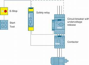 Emergency Control Relay Wiring Diagram : emergency stop shutdown to sil 2 or pl d with a sirius ~ A.2002-acura-tl-radio.info Haus und Dekorationen