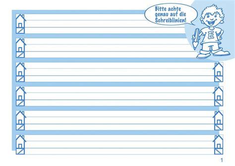 mit elbi schreiben lernen klasse