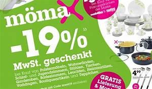 Mömax Gutschein 2017 : mehrwertsteuer aktion aus der m max werbung 19 rabatt ~ Eleganceandgraceweddings.com Haus und Dekorationen