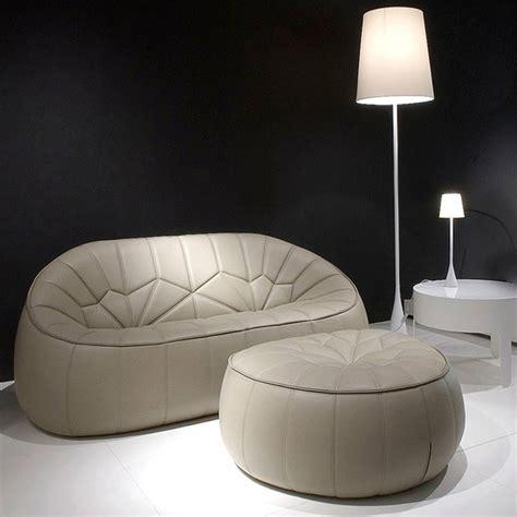 canapé ottoman cinna canapé fauteuil pouf ottoman pour cinna par le designer