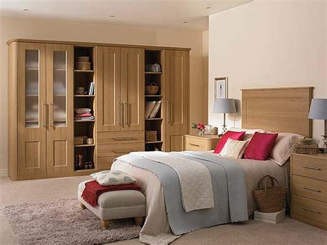 Ikd Kitchens  Cambridge  Light Oak Bedroom Range From Bella