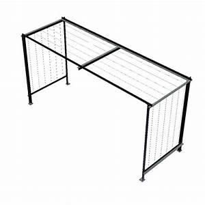Tischgestell Metall Nach Mass : metall werk z rich ag zirkumflex die pergola f r kletterpflanzen ~ Markanthonyermac.com Haus und Dekorationen