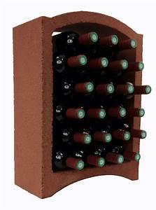 Casier Bouteille De Vin : casier bouteilles de vin terre rouge maxi ~ Teatrodelosmanantiales.com Idées de Décoration