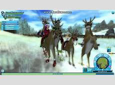 Star Stable Online Rudaluh the Red Nosed Reindeer