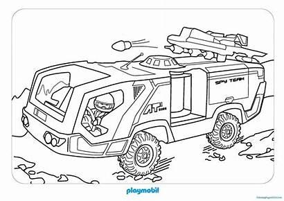 Playmobil Coloring