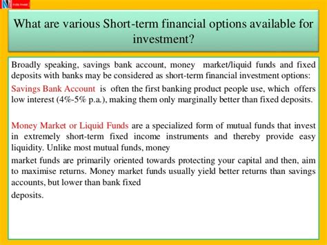 Looking for compare investment performance? 🎉 Comparison of mutual funds with other investment options ...