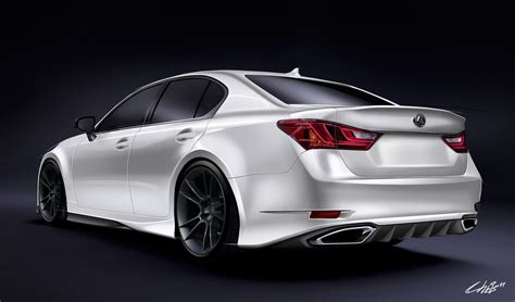 2013 Lexus Gs F Sport By Five Axis  Picture 422054 Car