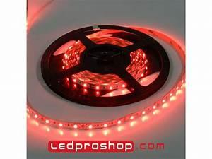 Ruban Led Rouge : ruban led rouge best ruban led rouge v kit complet prt ~ Edinachiropracticcenter.com Idées de Décoration