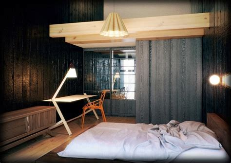 Modern Minimalist Bedroom Interior Design by Japanese Style Bed Design Ideas In Contemporary Bedroom