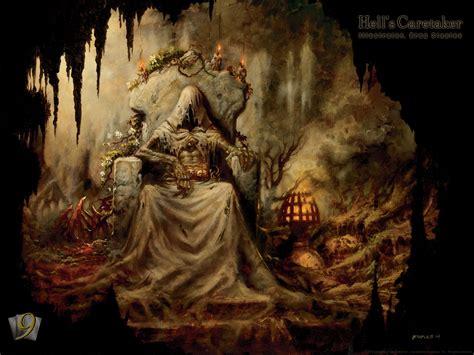 wallpaper   week hells caretaker magic  gathering