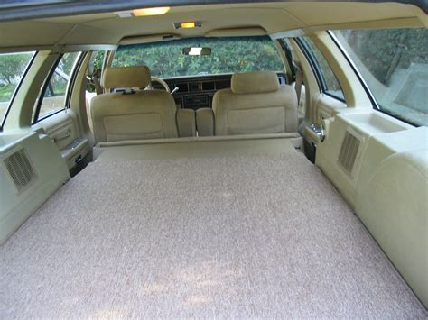 1986 ford crown country squire woody 8 passenger station wagon tow pkg
