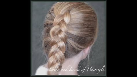 dutch braid    french braid youtube