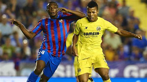 Levante 0 - 2 Villarreal - Match Report & Highlights