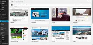 wordpress vs weebly customization meets drag and drop With free weebly themes and templates