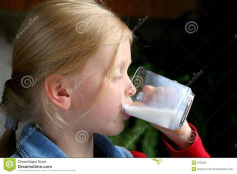 Drink Milk Royalty Free Stock Image Image 876466
