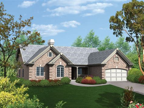 roxbury ranch home plan   house plans
