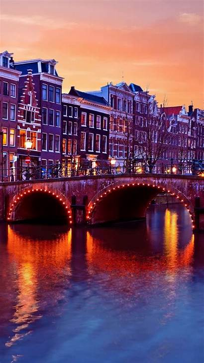Amsterdam Iphone Wallpapers Travel Tulips Launch Celebrate