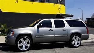 24 U0026quot  Chevy Silverado  Suburban Wheels 258 Texas Edition