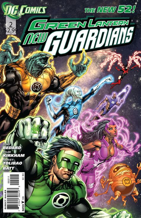 the illusive one s reviews the new 52 part 3 the green