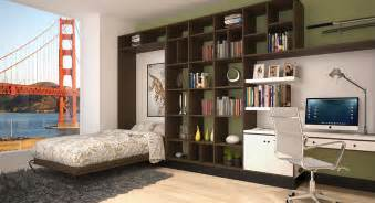 decorating a livingroom 8 versatile murphy beds that turn any room into a spare