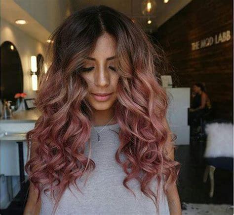 trendy fall hair colors   autumn hair color guide