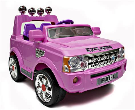 pink range rover where to buy 12v cute pink range rover style kids 4 215 4 car