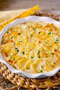 Scalloped Potatoes Recipe Delicious Meets Healthy
