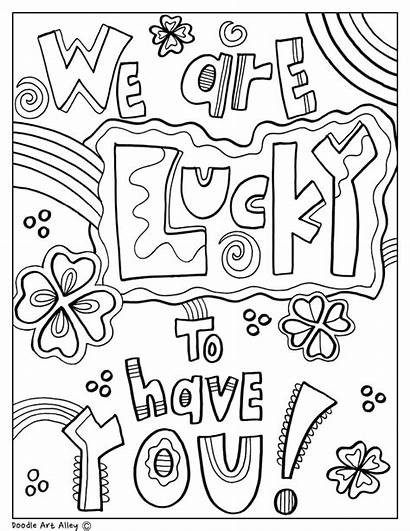 Appreciation Coloring Teacher Week Printable Quotes Principal