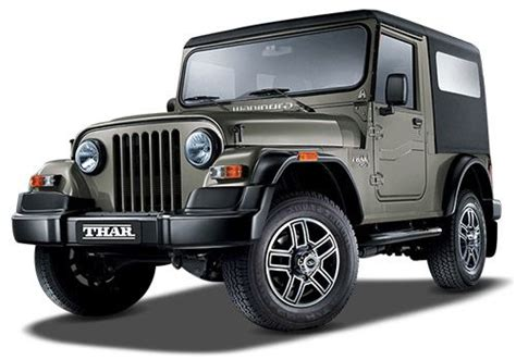 mahindra jeep 2017 mahindra thar colours 2017 in india cardekho com
