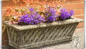 Pflanzgefäße Für Draußen : garten pflanztrog historisch oakley court ~ Orissabook.com Haus und Dekorationen