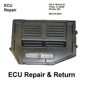 Jeep Wrangler Ecm Ecu Pcm Engine Computer Repair