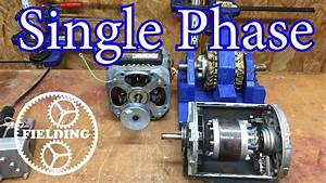039  How Motors Work For Beginners   Ep 4  Single Phase Induction And Shaded Pole Motors