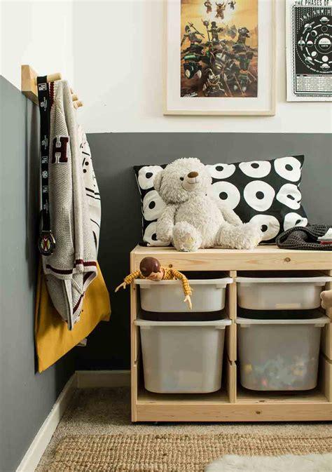 creative ikea trofast hacks  kids bedrooms grillo