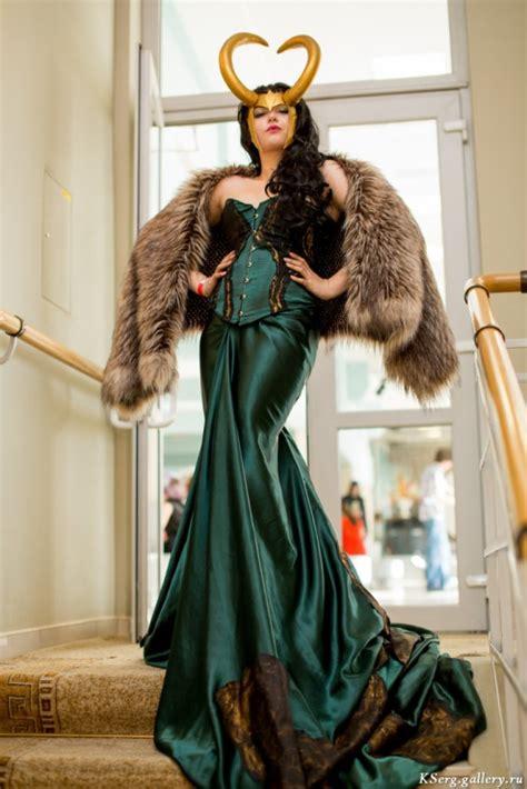 Lady Loki By Veiltale On Deviantart