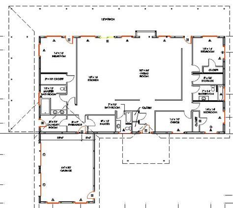 metal barndominium floor plans  pictures