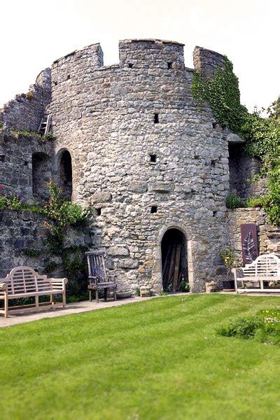 gardens saltwood castle