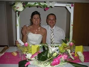 Cadre Photo Mariage : cadre pour photobooth mariage rl92 montrealeast ~ Teatrodelosmanantiales.com Idées de Décoration