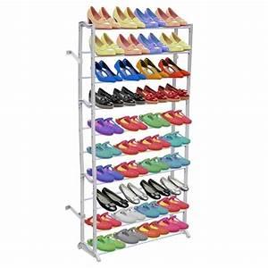 Schuhschrank Für 100 Paar Schuhe : schuhregal f r 40 paar schuhe schuhschrank 140cm ~ Frokenaadalensverden.com Haus und Dekorationen
