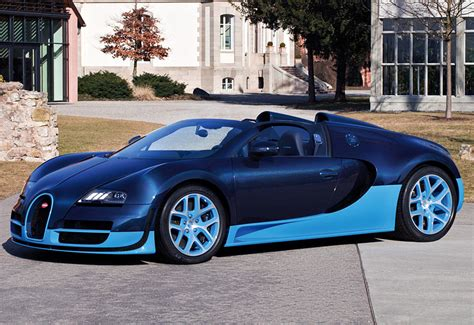 What will be your next ride? Top car ratings: 2012 Bugatti Veyron Grand Sport Vitesse