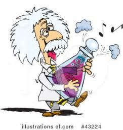 Albert Einstein Cartoon Clip Art