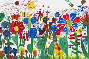 Gemalte Bilder Von Kindern : kneipp verein ochsenhausen e v malatelier f r kinder farbenwelt der pflanzen erlenmoos ~ Markanthonyermac.com Haus und Dekorationen