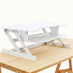 portable wooden desktop table folding adjustable laptop