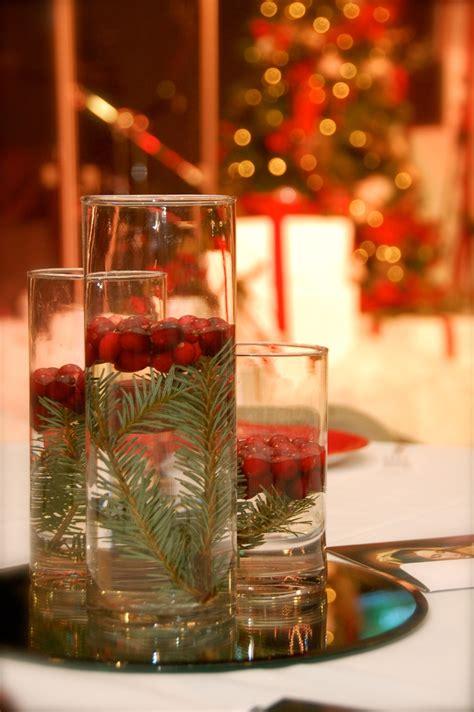 easy centerpieces easy christmas centerpiece holidays pinterest