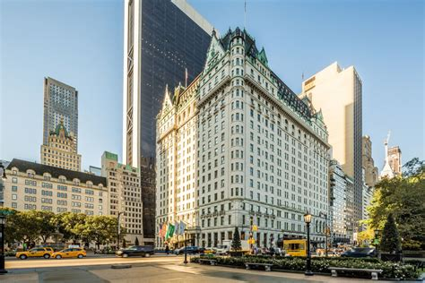 The Legendary Plaza Hotel Is, Once Again, Up For Sale