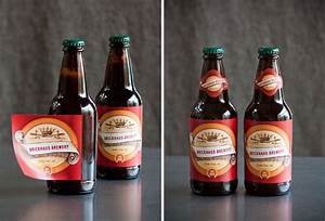 diy tips how to center a bottle label wedding inspiration With homemade beer bottle labels