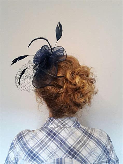 fascinator hairstyles ideas  pinterest track